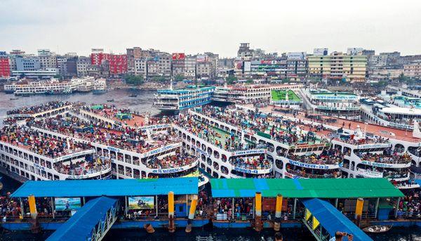 The Port of Dhaka thumbnail