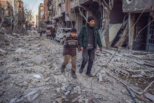 A decade of war and war continues thumbnail