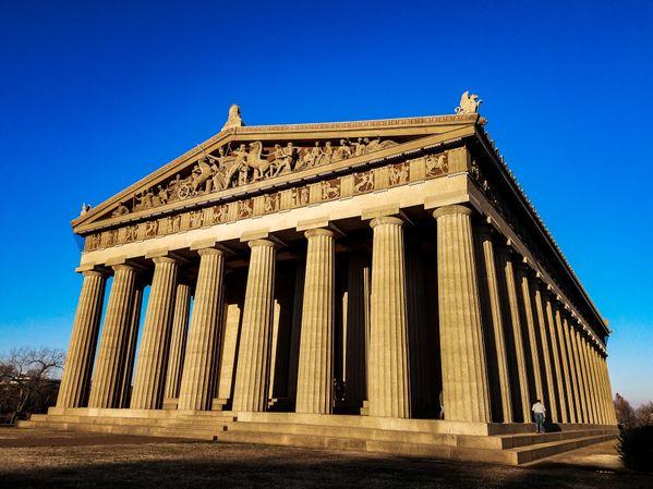 The Parthenon thumbnail