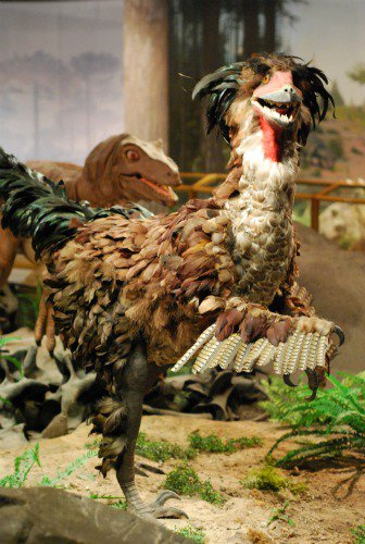 Las Vegas' Truly Terrible Dinosaurs