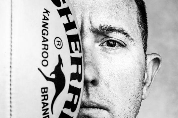 Portrait of a football coach thumbnail