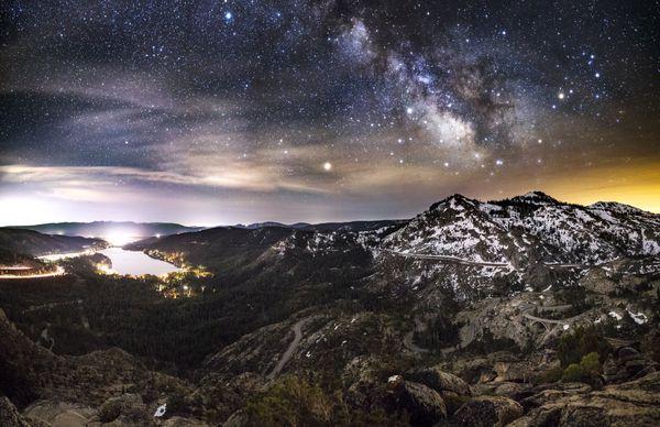 Donner Milky Way thumbnail
