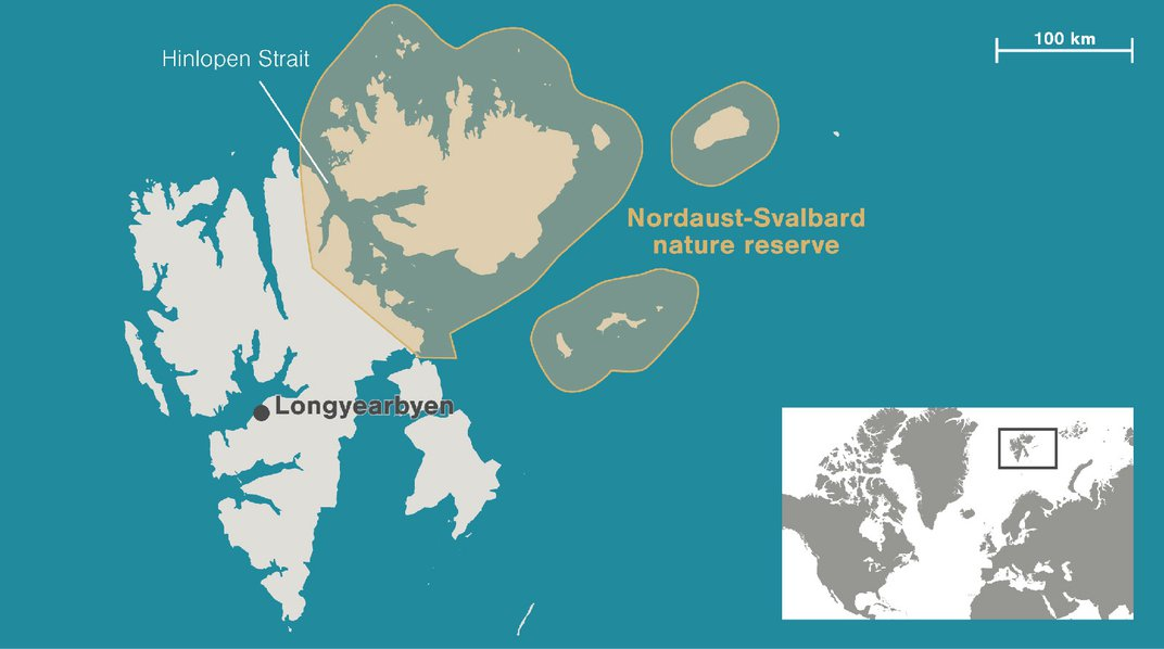 The Race to Study Arctic Waters