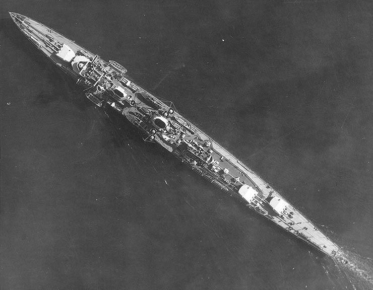 Wreck of German Warship Sunk in 1940 Found Off Norwegian Coast