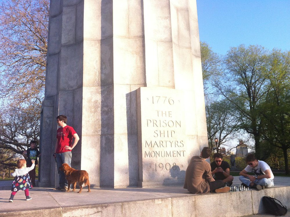 Prison Ship Martyrs Monument