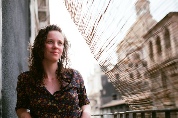 Partner on balcony thumbnail