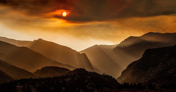 Smokey sunset thumbnail