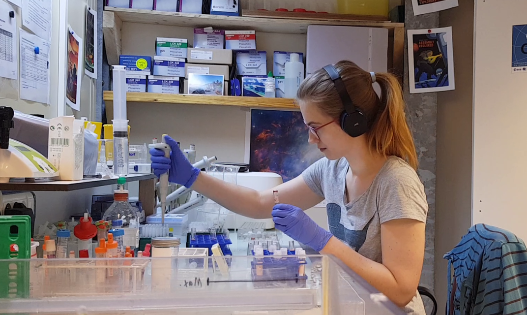 Ten Tips From Scientists Who Have Spent Months in Isolation