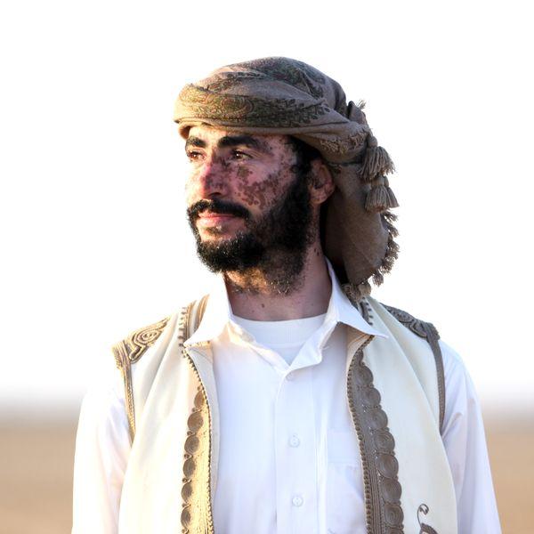 Bedouin man thumbnail