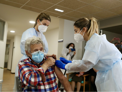 Between April 4 to June 19, unvaccinated individuals accounted for 95 percent of cases, 93 percent of hospitalizations, and 92 percent of deaths.