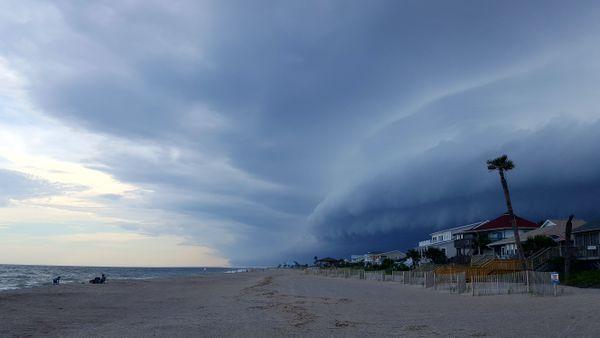 Storm over Edisto  thumbnail