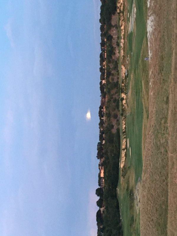 Full moon at San Antonio Quarry thumbnail