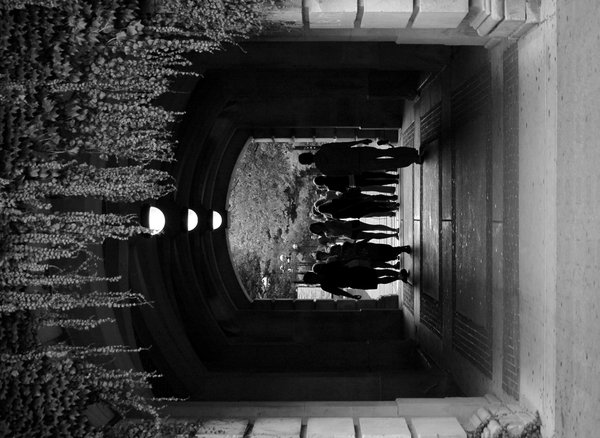 West Hall Gate, University of Michigan thumbnail