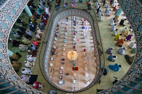 Jummah Prayer thumbnail