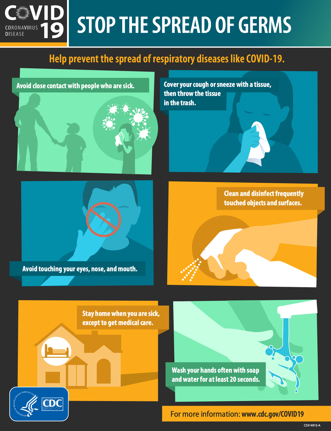 A Guide to What to Know About COVID-19