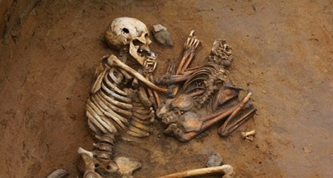 Can ancient skeletons teach us about our genetic past?