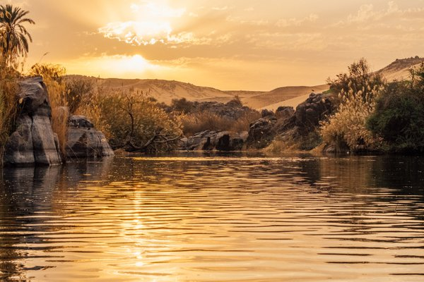 The Nile or Liquid Gold? thumbnail