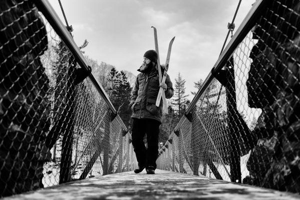A Bridge To Ski Town thumbnail
