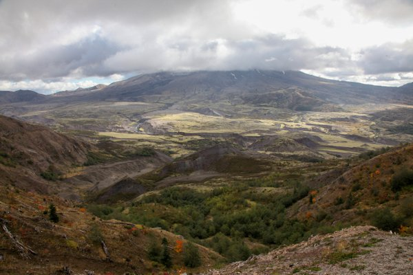 Mount St. Helens # 2 thumbnail