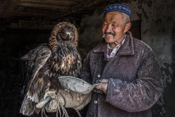 The Master and His Eagle thumbnail
