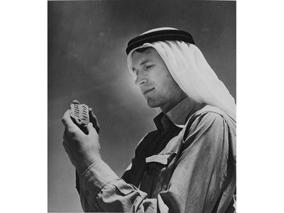 America's answer to Lawrence of Arabia, Wendell Phillips explored the east and uncovered ancient treasures. An exhibition at the Sackler Gallery looks at his life and work.