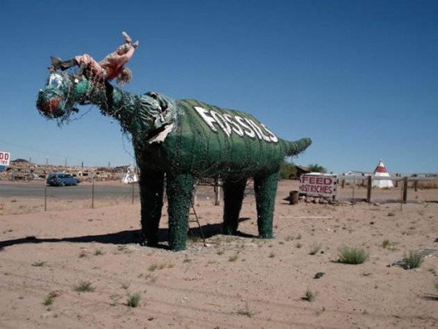 Dilapidated Dino