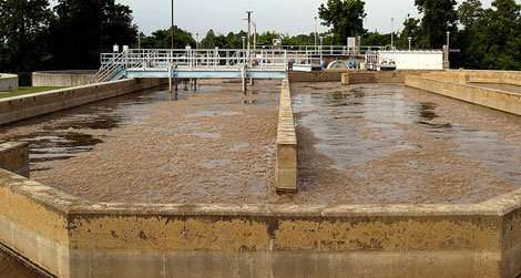 Before wastewater is treated, scientists can look for traces of illegal drugs.