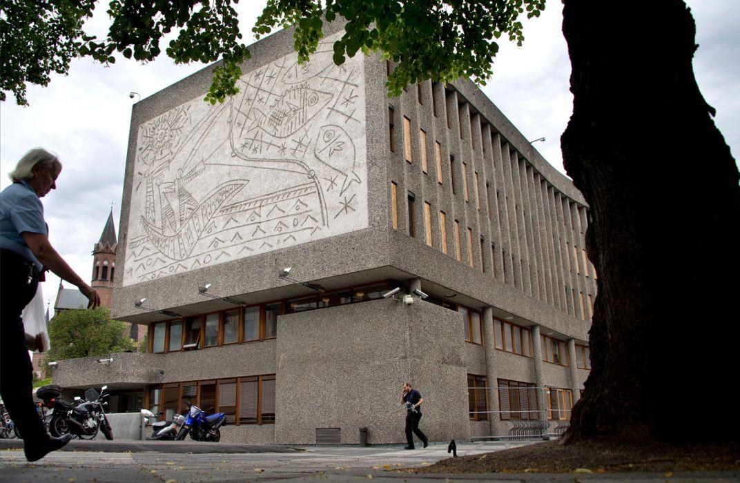 Norway Tears Down Picasso Mural After Years of Debate Between Authorities, Activists