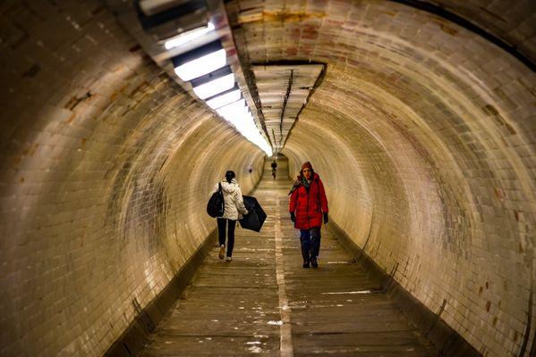 Greenwich Foot Tunnel thumbnail