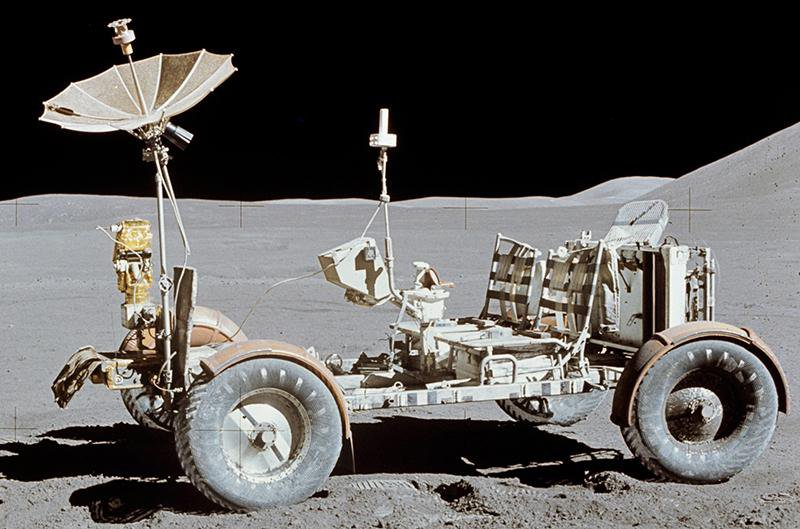 From the Family Station Wagon to the Apollo Lunar Rover, My Dad's Engineering Talent Had No Limits