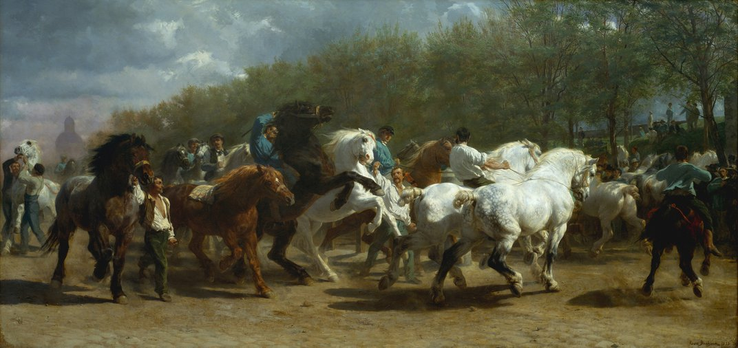 The Trailblazing French Artist Rosa Bonheur Is Finally Getting the Attention She Deserves