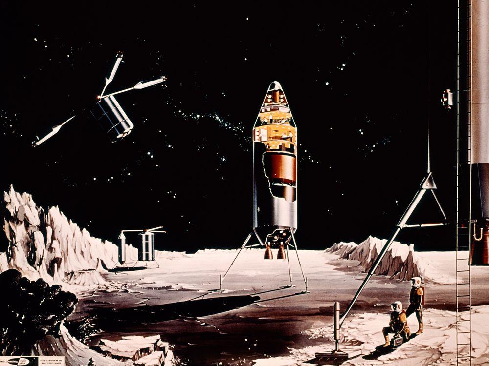 Moon Exploration