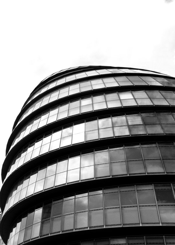 Building in London Abstract thumbnail