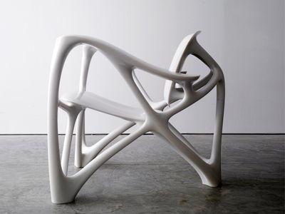 Bone Armchair by Joris Laarman Lab, 2007