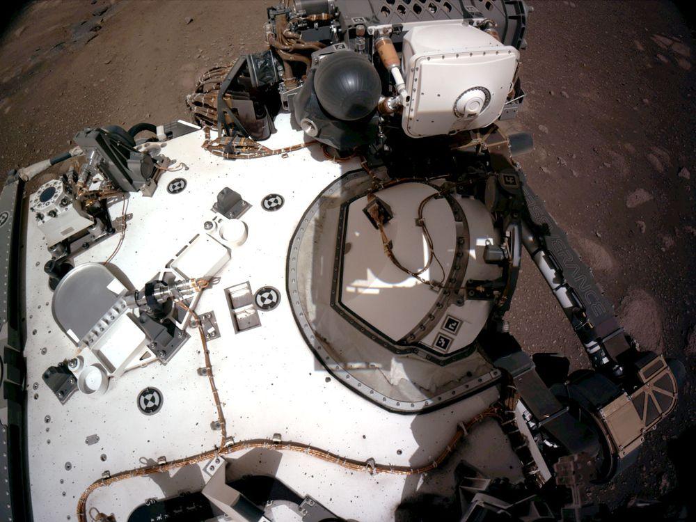 Navigation Cameras image