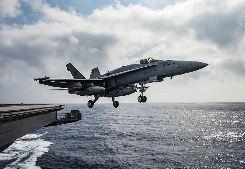 USS Eisenhower Conducts Naval Operations in Mediterranean.jpg
