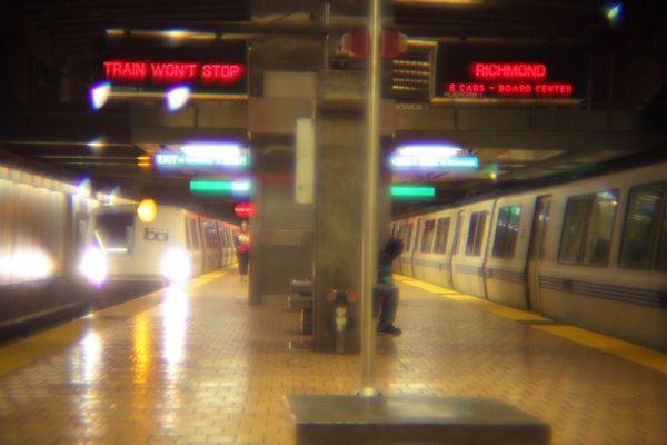 Ashby BA Bart Station in Berkeley #2 thumbnail