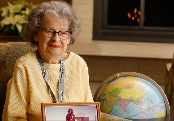 Trailblazing Engineer Irene Peden Broke Antarctic Barriers for Women