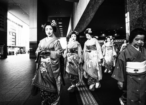 Geisha pupils -  makos! thumbnail
