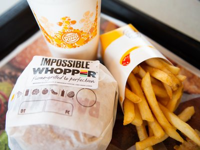 The Impossible Whopper signals the growing market for meatless meat