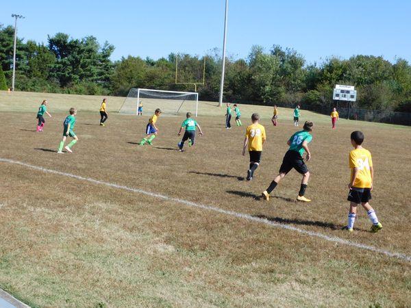 Sprinting through Soccer Season thumbnail