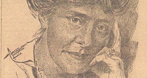 "Mrs. Grace Humiston, a.k.a. ""Mrs. Sherlock Holmes"""