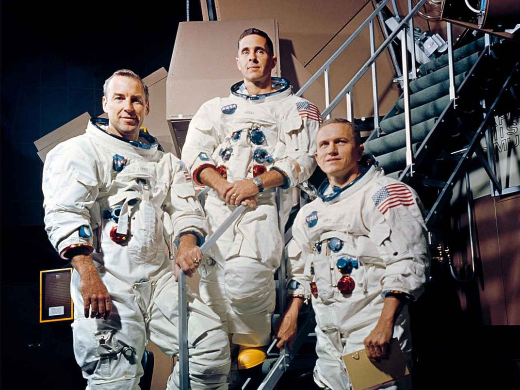 How Apollo 8 Delivered Christmas Eve Peace and Understanding to the World