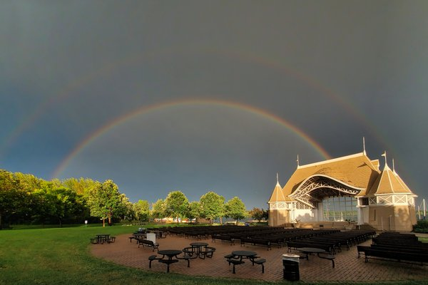 The Bandshell at the End of the Rainbows thumbnail