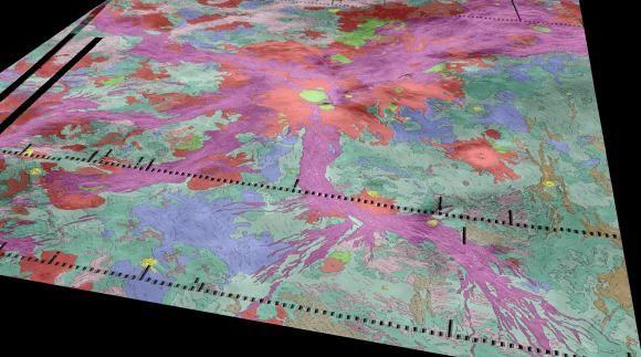 Venus (Probably) Has Active Volcanoes