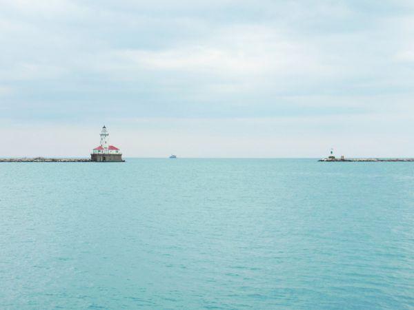A view on Lake Michigan thumbnail