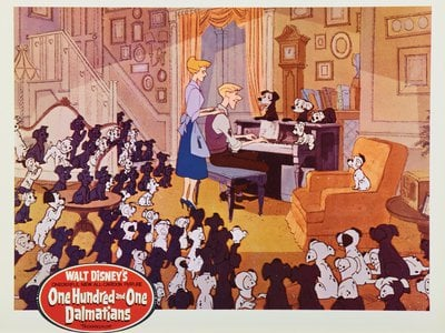 Xerox technology completely streamlined the animation process.
