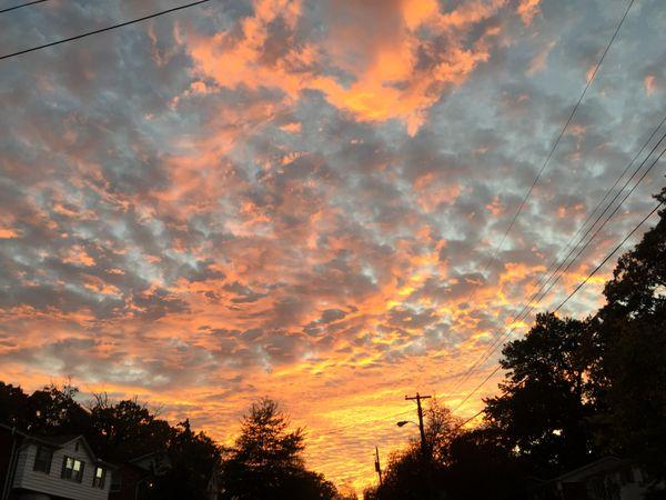 A glorious sunset thumbnail