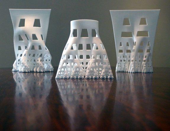 Fresh Off the 3D Printer: Henry Segerman's Mathematical Sculptures