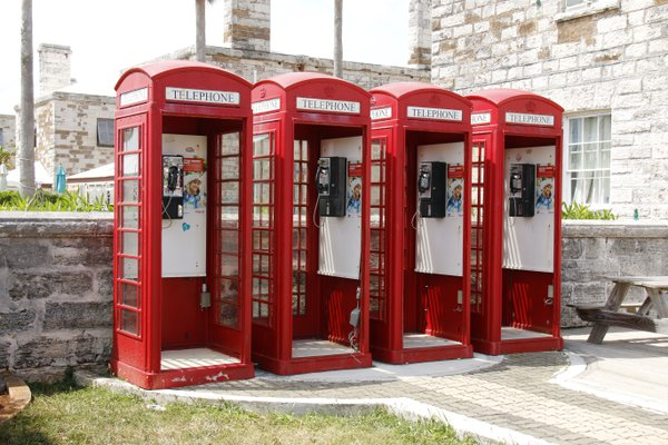 Telephones Still thumbnail